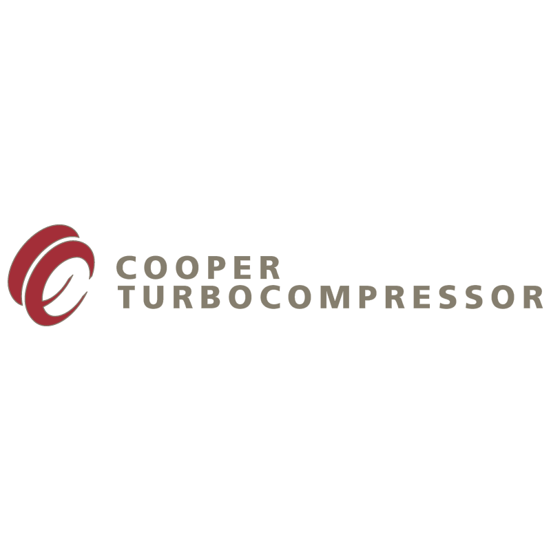 Cooper Turbocompressor vector logo