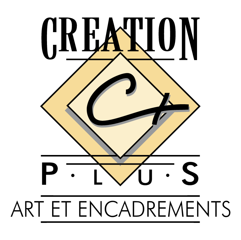 Creation Plus logo