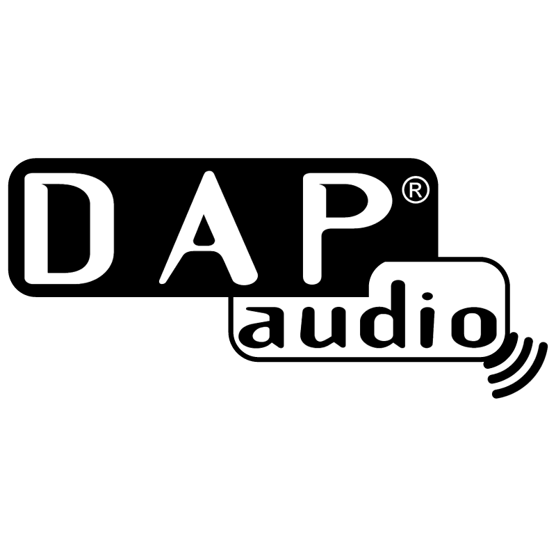 DAP Audio logo
