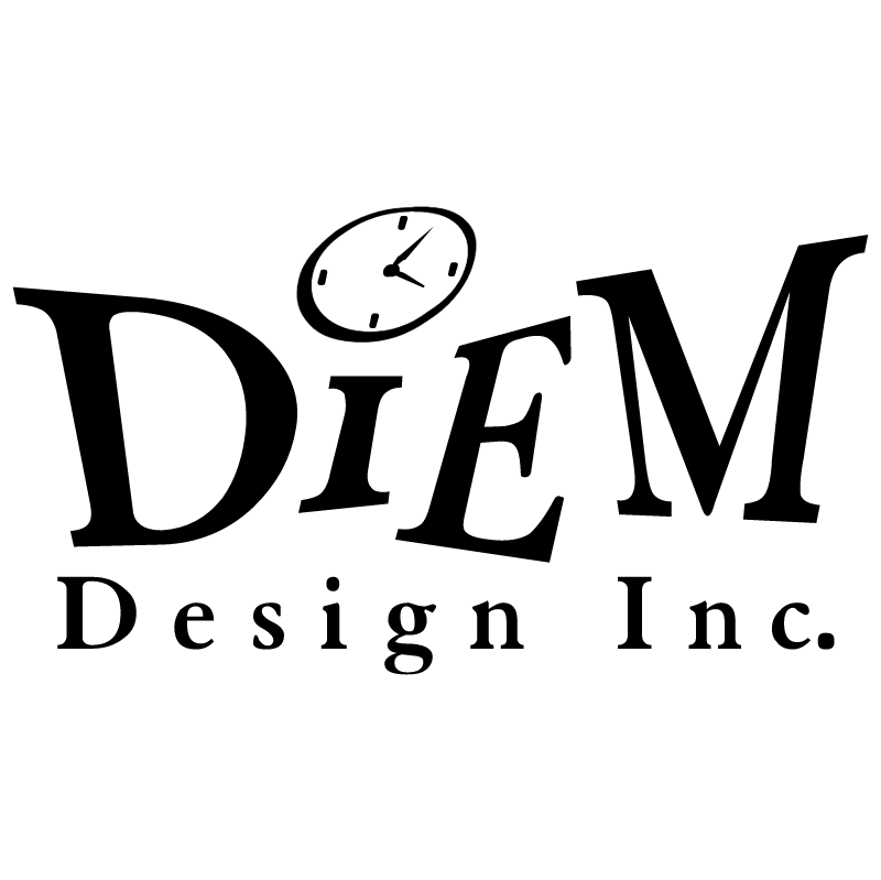 Diem Design Inc vector logo