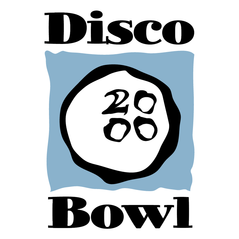 Disco Bowl 2000 vector