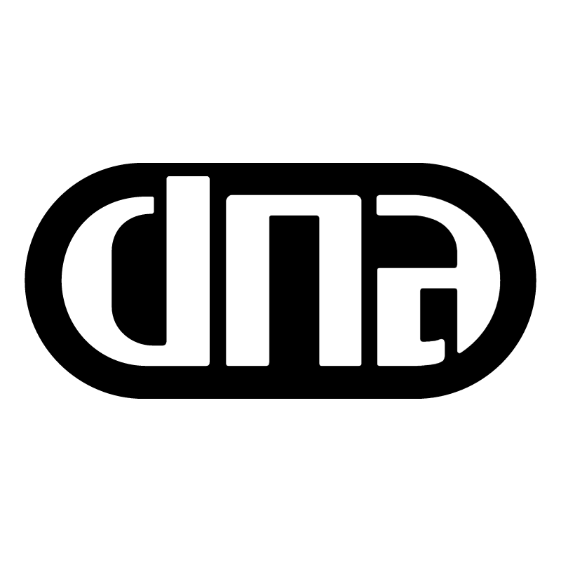DNA vector logo