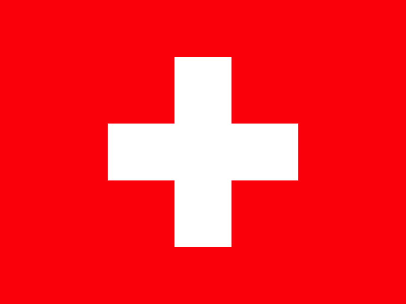 Flag of Switzerland logo