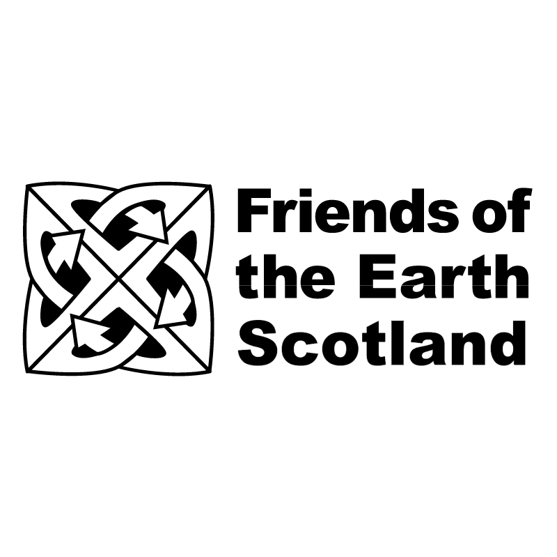 Friends of the Earth Scotland vector logo