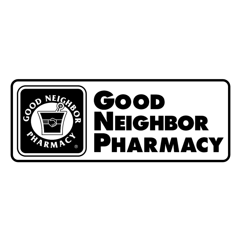 Good Neighbor Pharmacy vector