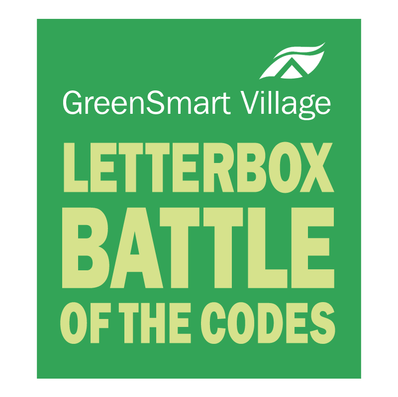 GreenSmart Village vector