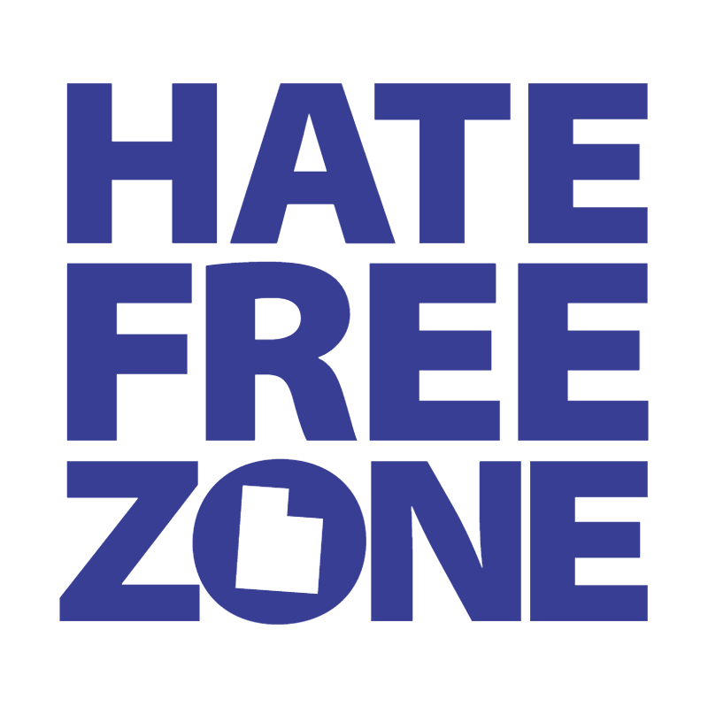 Hate Free Zone vector
