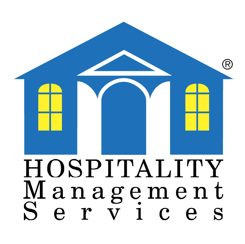 Hospitality Management Service vector logo