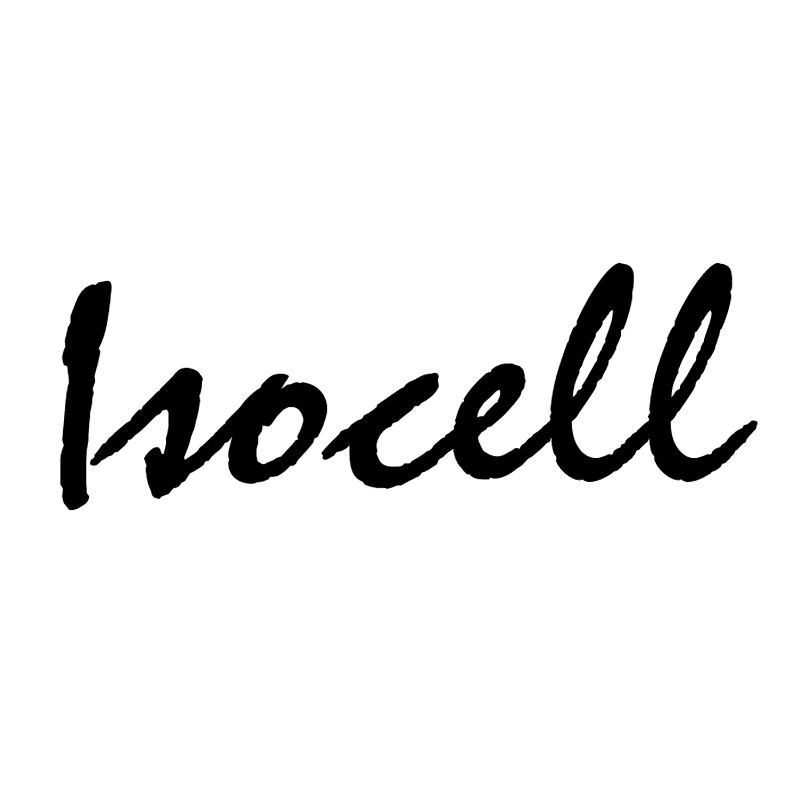 Isocell vector logo