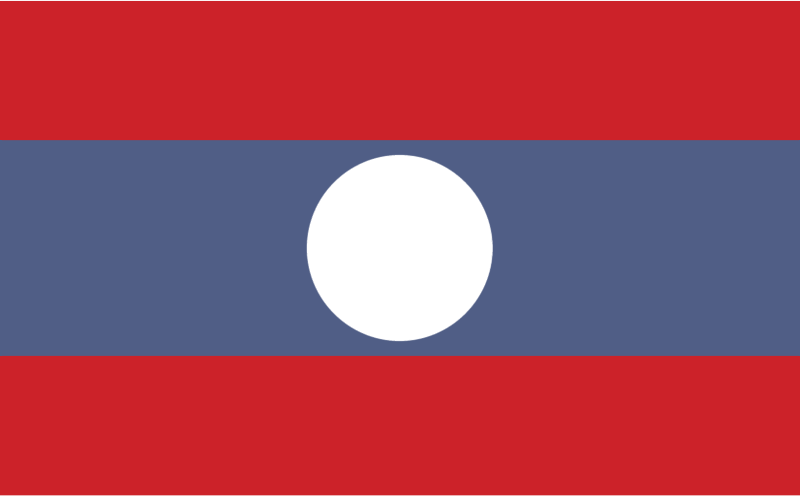 laos vector logo
