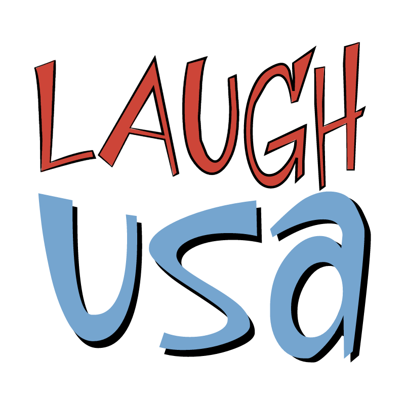 Laugh USA vector