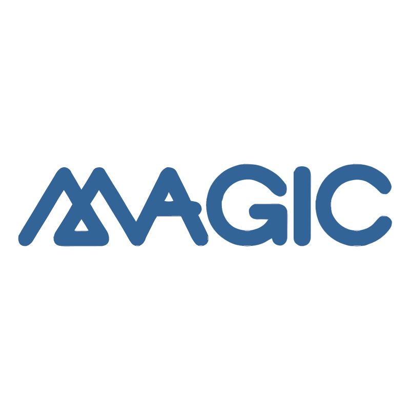 Magic Software vector