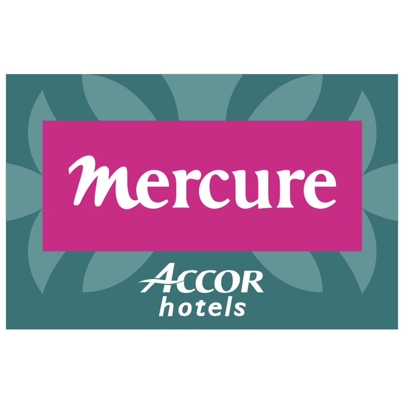 Mercure vector logo