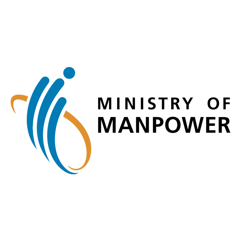 Ministry of Manpower vector