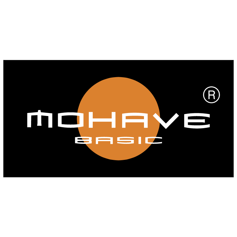 Mohave Basic vector logo