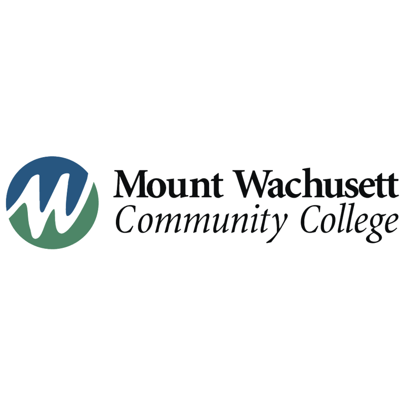 Mount Wachusett Community College vector
