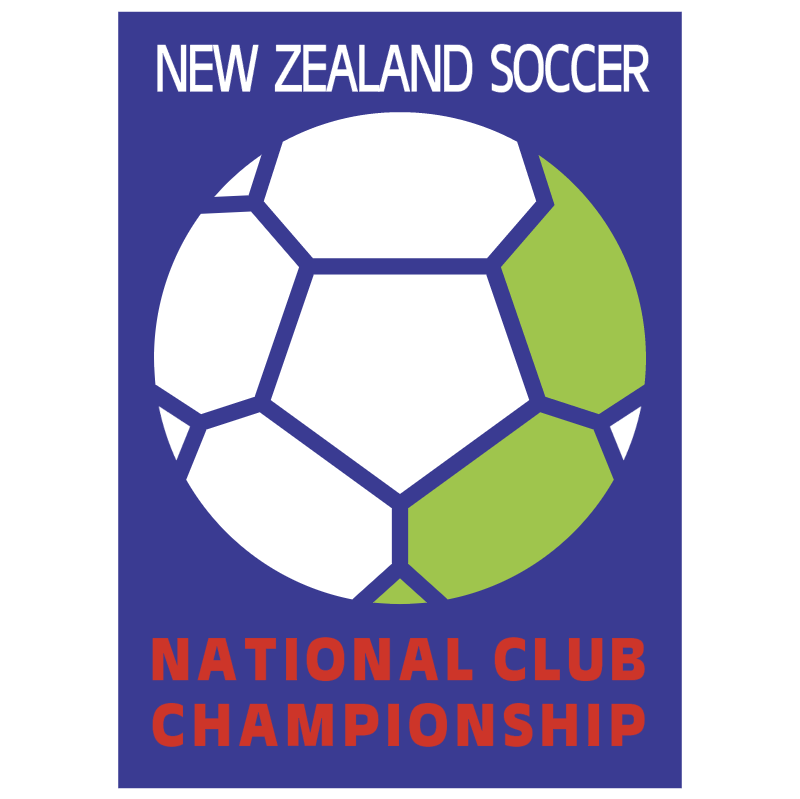 New Zealand National Club Championship vector logo