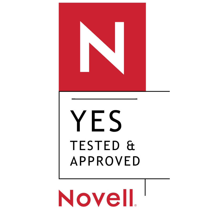 Novell YES logo