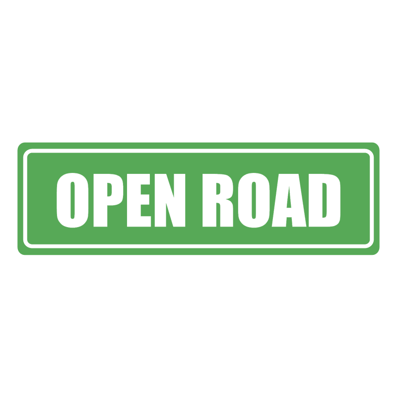 Open Road vector