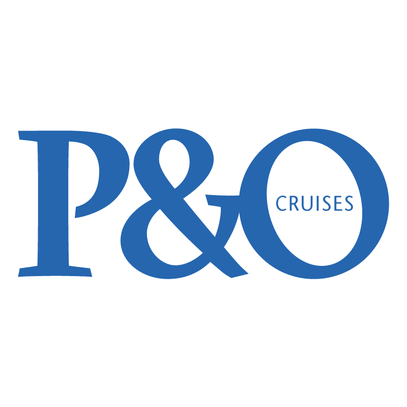 P&O Cruises vector logo