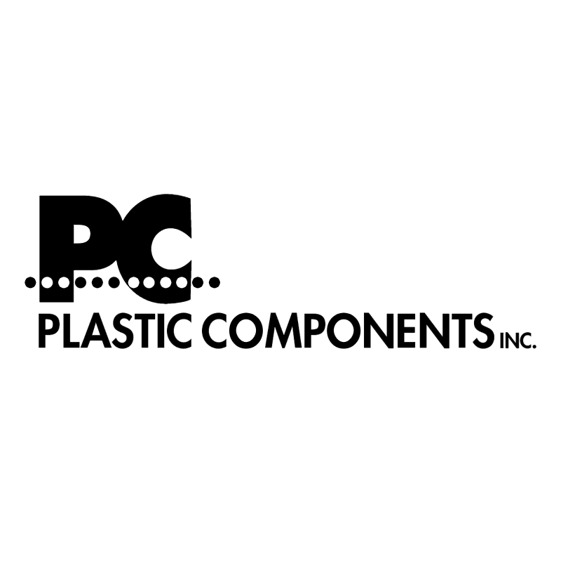 Plastic Components vector