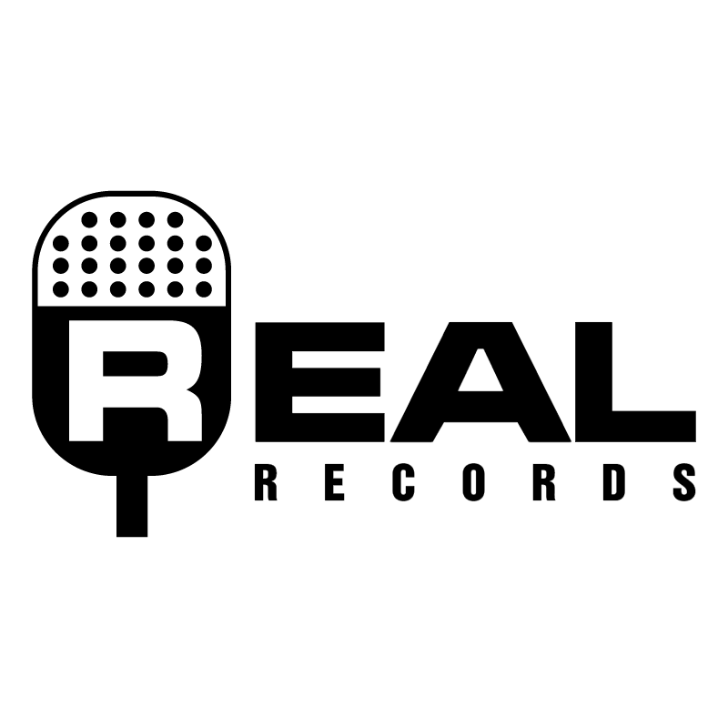 Real Records logo