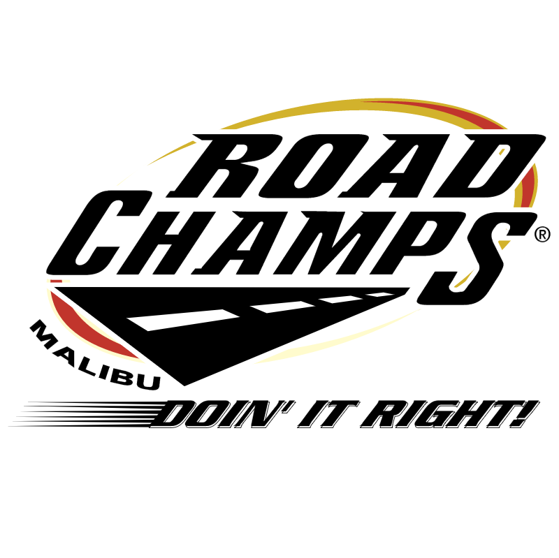 Road Champs vector logo