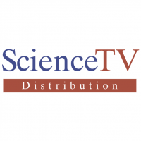 Science TV vector
