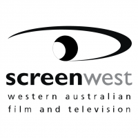 Screen West vector