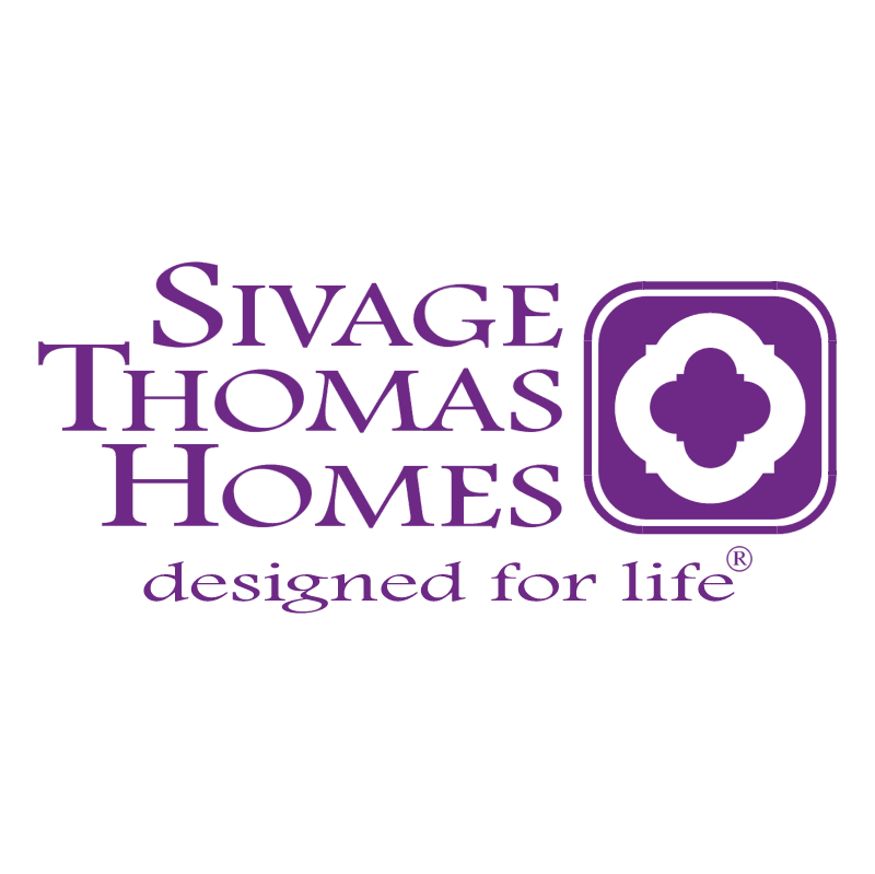 Sivage Thomas Homes vector logo