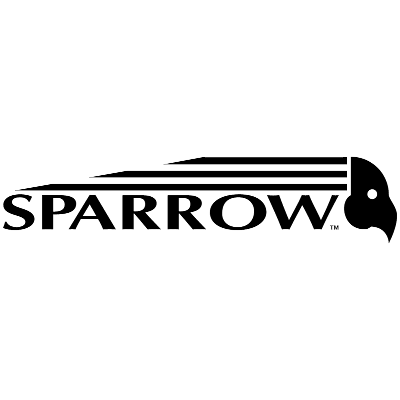 Sparrow vector logo