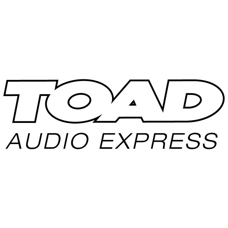 TOAD Audio Express vector