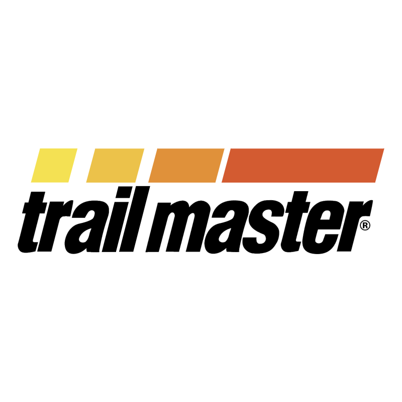 Trail Master vector