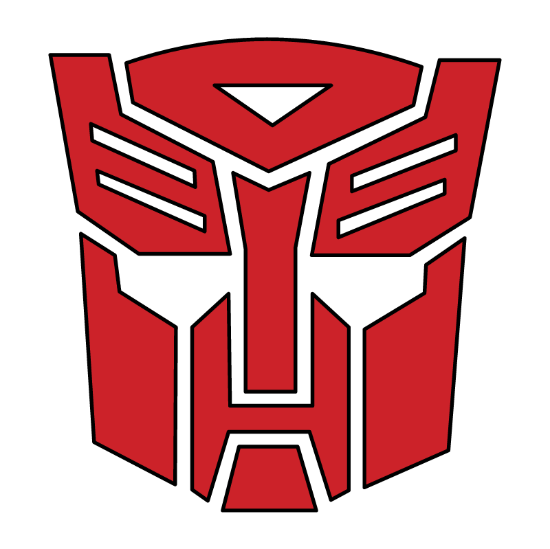 Transformers Autobot vector