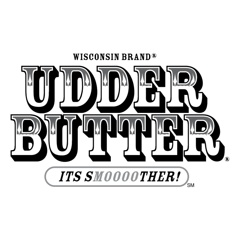Udder Butter vector