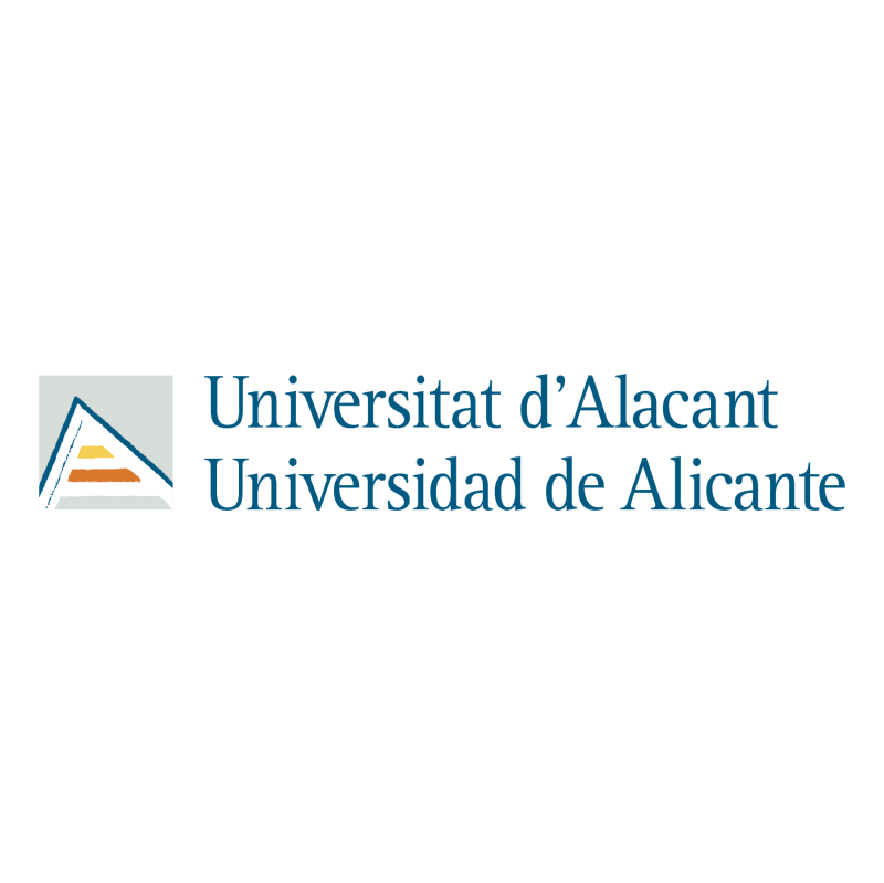 Universidad de Alicante vector