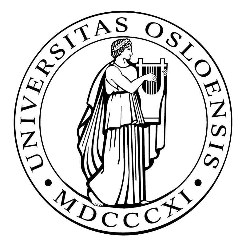 Universitas Osloensis vector logo