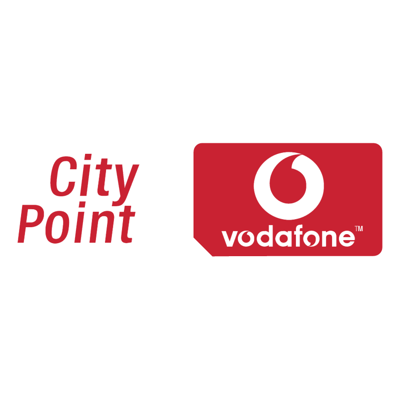 Vodafone City Point vector