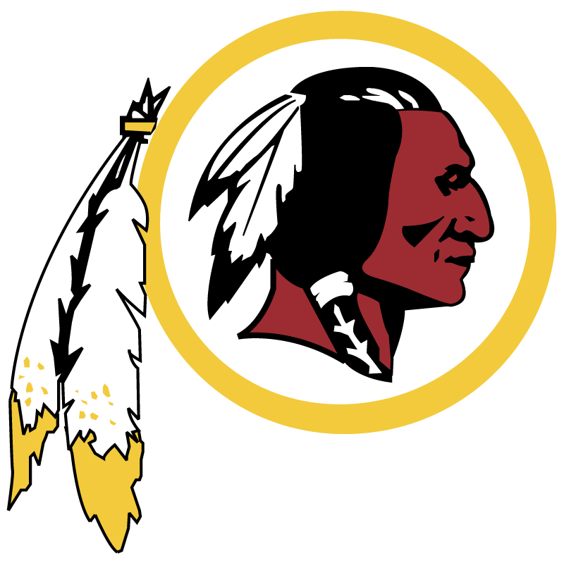 Washington Redskins vector
