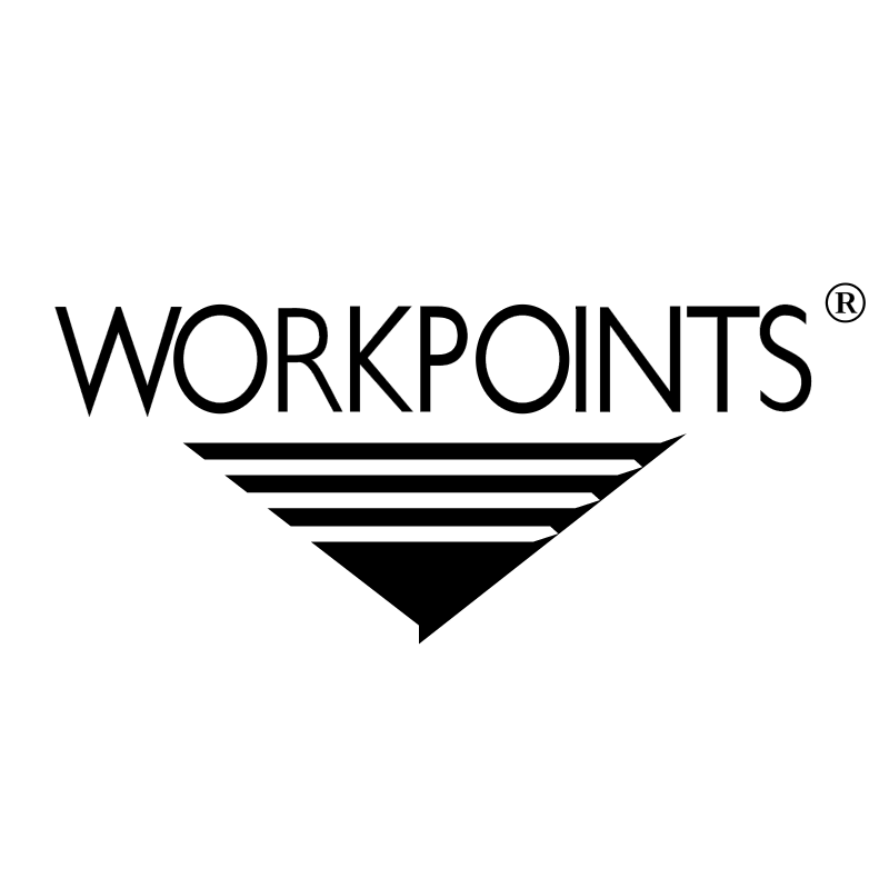 Workpoints vector logo
