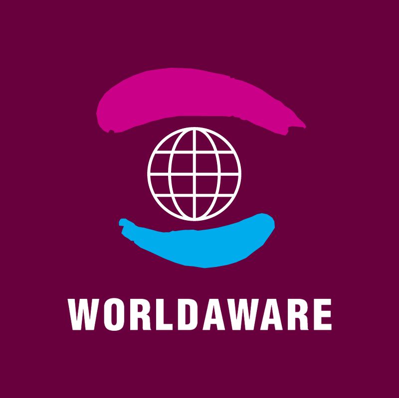 Worldaware vector logo