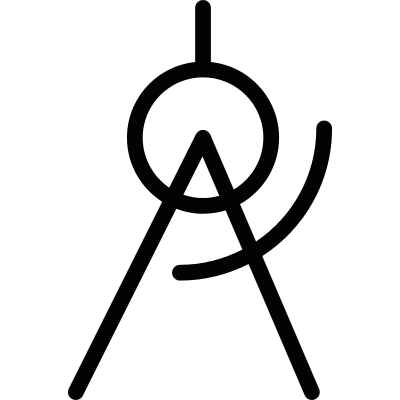 Drawing Compass logo