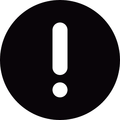 Exclamation Button logo