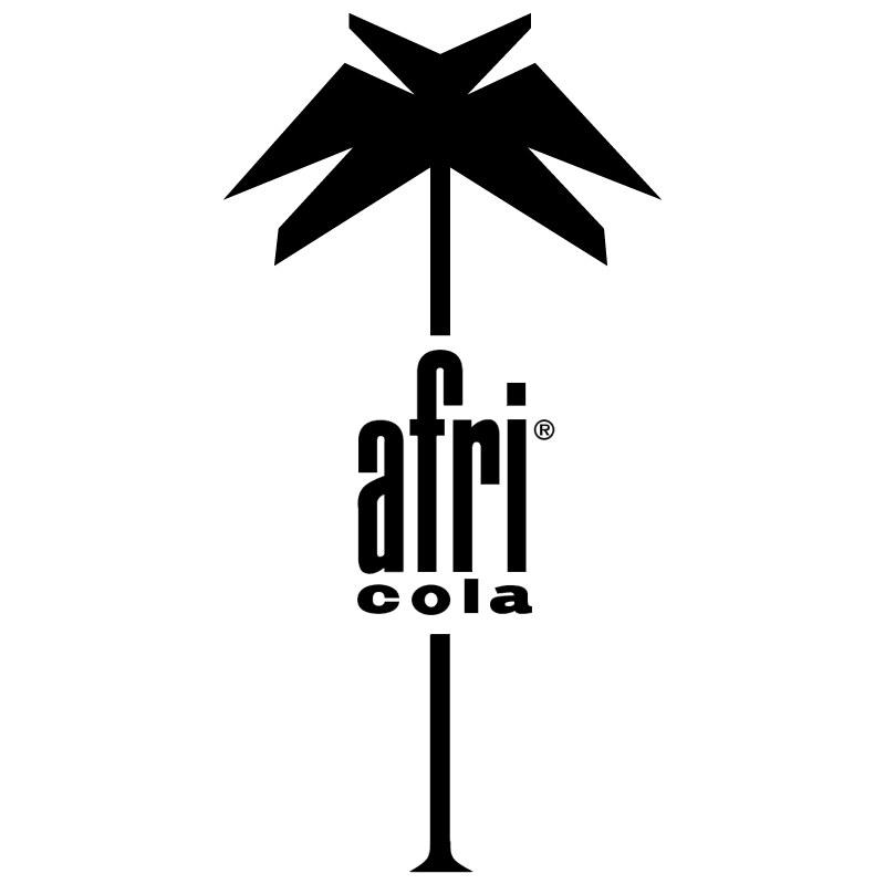 Afri Cola 9372 vector