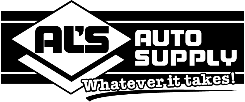 AL's Auto Supply vector logo