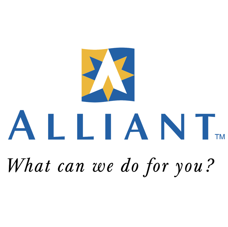 Alliant 34424 vector logo