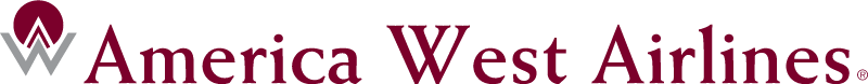 AMERICA WEST 1 vector logo