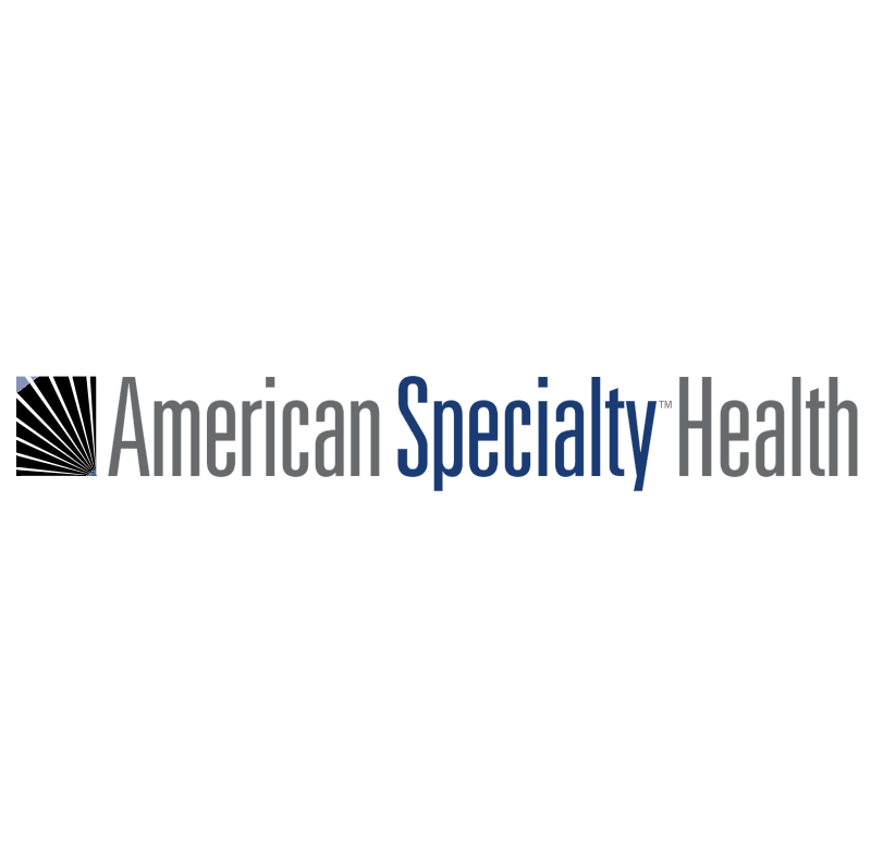 American Specialty Health 14970 vector