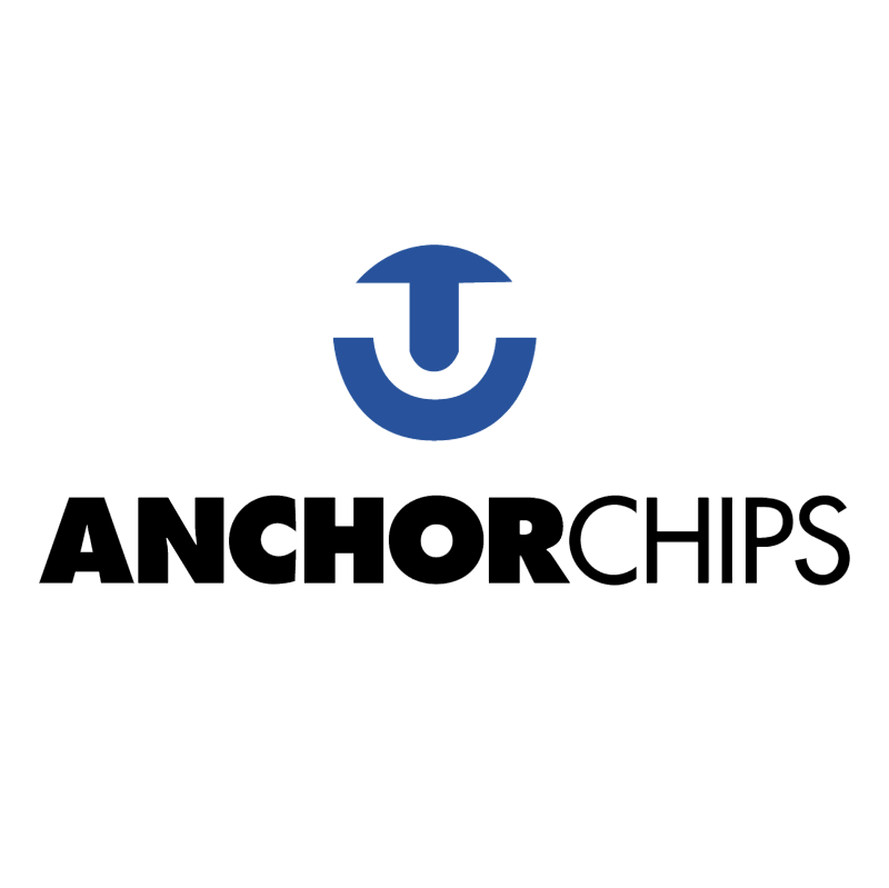 Anchor Chips vector logo