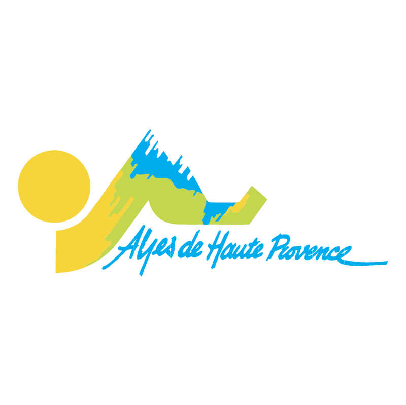 Ayes de Haute Provence vector